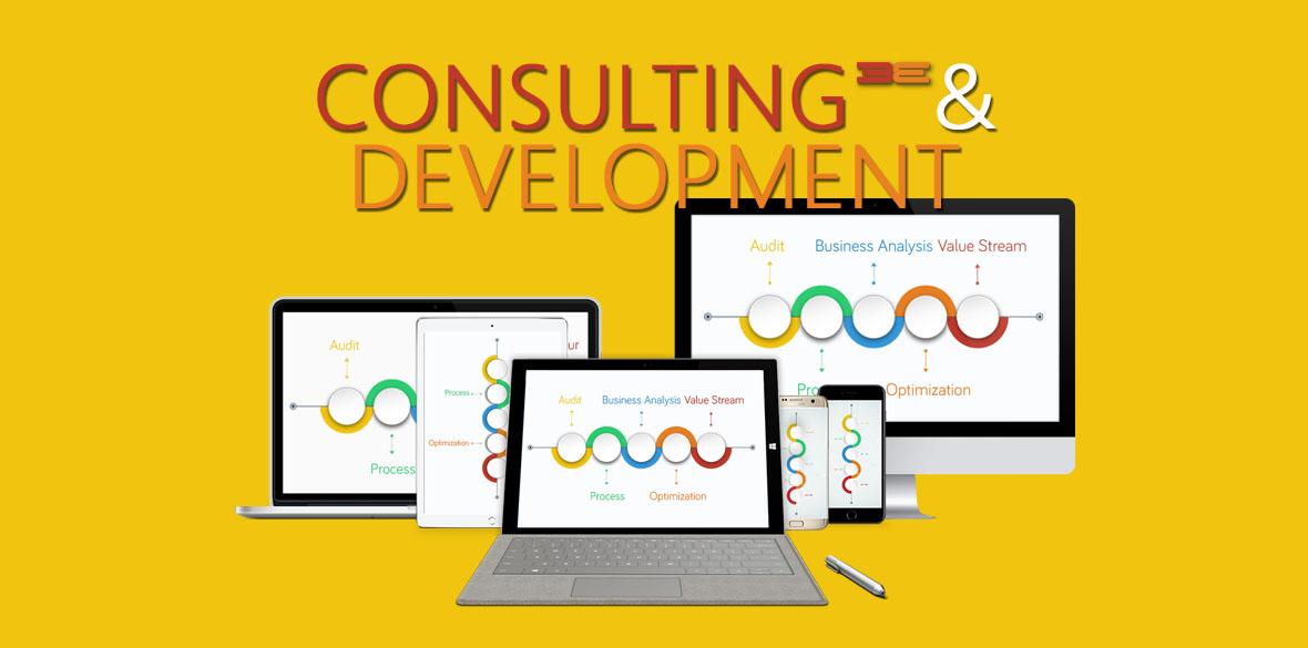 Consulting & customized solutions for your digital success: the 3E principle, ideas 3E, audit & consulting 3E, standalone apps 3E, integrated apps 3E, digital 3E platforms: iOS, Android, Windows, PHP, .NET, cloud, etc.
