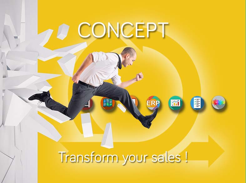 The SalesMods 3E concept: the 1st modular solution for digital storytelling designed for your sales force