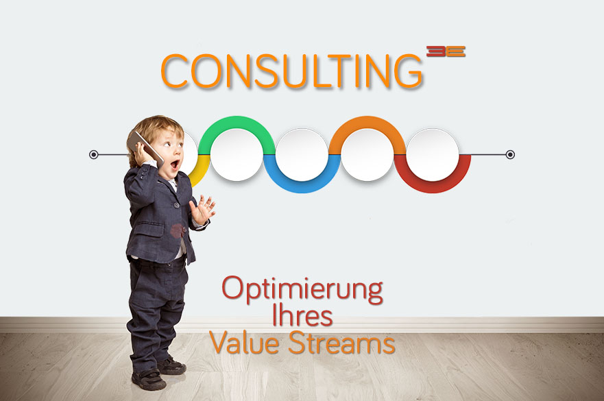 Innovatives Audit & Consulting 3E für Ihre Projekte, damit Ihre digitale Transformation von Anfang an vereinfacht wird