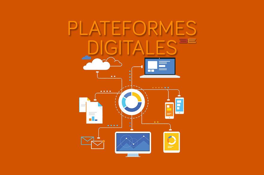 Plateformes digitales 3E, qui intègrent dynamiquement des Data des fournisseurs, des Business Partners et des clients pour accélérer la vitesse d'échange d'information